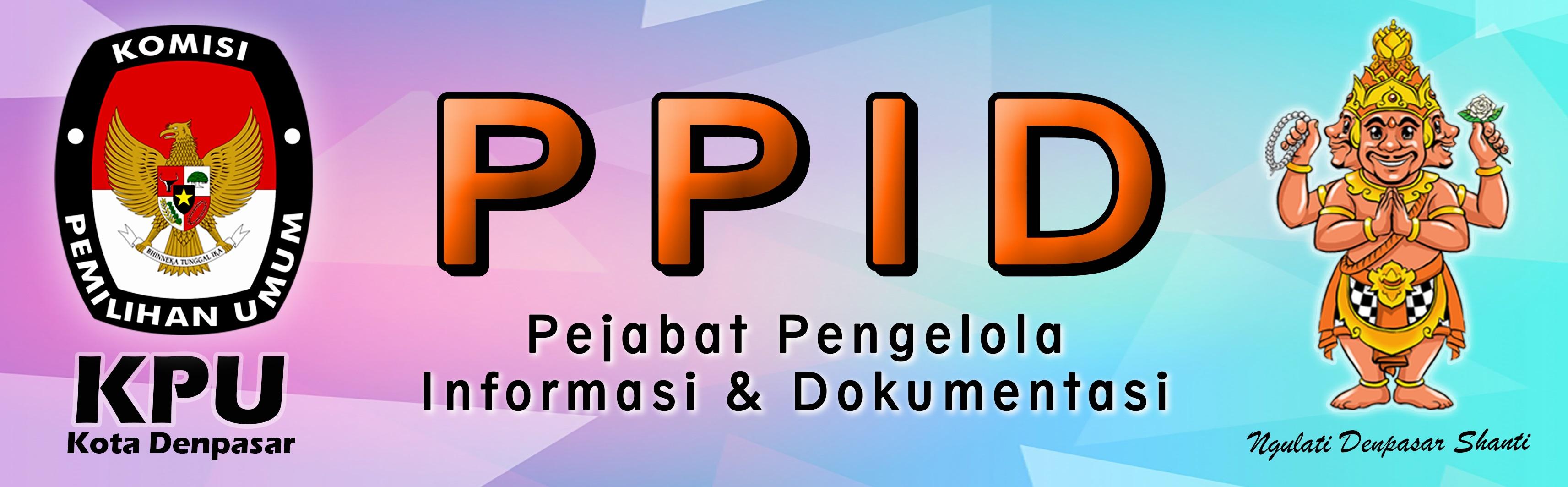 PPID KPU Kota Denpasar